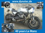 Dynotec - 40 years Le Mans